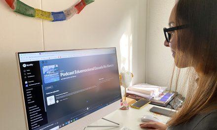 En Escuela Río Blanco implementan canal de Podcast de apoyo emocional para los estudiantes