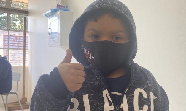 Centros de Salud Familiar de Los Andes inician campaña de vacunación escolar