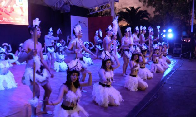 Liceo Max Salas emitió documental sobre su tradicional Gala Folclórica