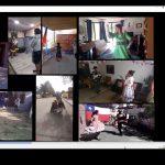 Con encuentro online la Escuela Especial Valle Andino cerró el Mes de las Fiestas Patrias